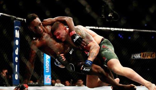 Marvin Vettori: UFC champ Israel Adesanya is 'pretty useless' once on the mat