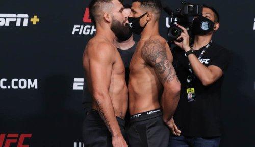 UFC on ESPN 22 discussion thread