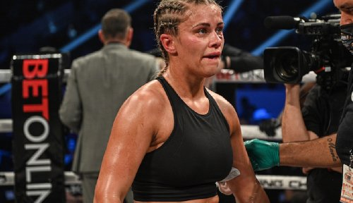 Paige VanZant issues a statement following her loss to Rachael Ostovich at BKFC 19: 'I will always rise'