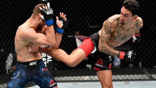 UFC on ABC 1 bonuses: Of course Max Holloway earned an extra $50K