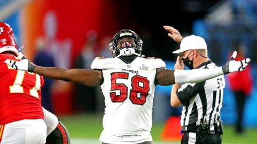 The NFL's top 11 edge defenders