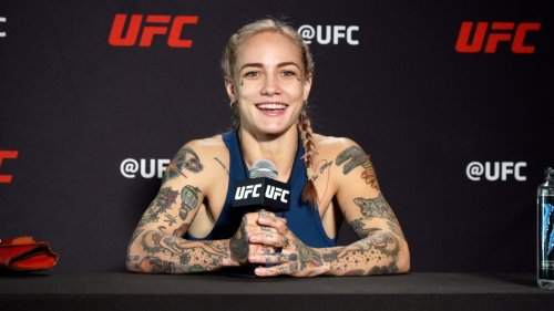 'F*cking frustrated' from injury layoff, Jessica-Rose Clark wants to inflict pain on Joselyne Edwards