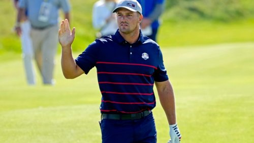 Ryder Cup live updates: Bryson DeChambeau bombs 417-yard drive, makes eagle — but U.S. viewers miss it