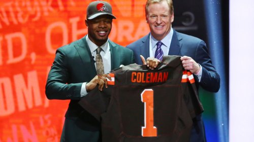 No team has been worse at drafting WRs than the Browns