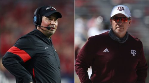 With more games canceled, college football Twitter proposes last-minute Ohio State vs. Texas A&M matchup