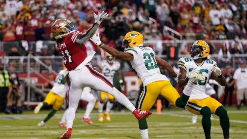 49ers vs. Packers: Quarter-by-quarter observations