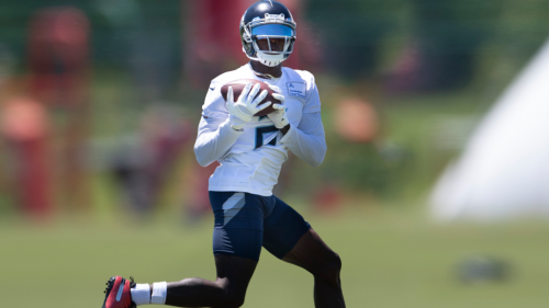 Titans mandatory minicamp: News, notes, video from Day 2