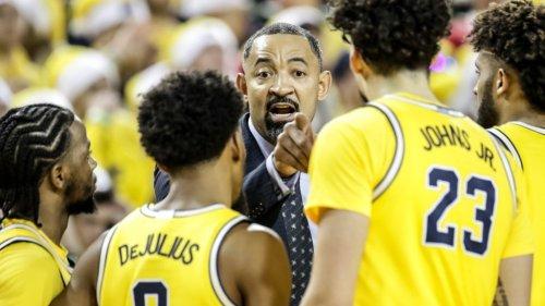 Predicting Michigan basketball's 2021-22 starting lineup, rotation