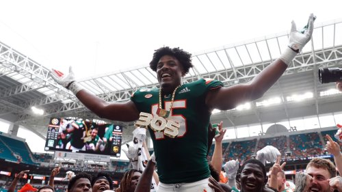2021 NFL draft: Jets take Miami edge rusher in new NFL Network mock