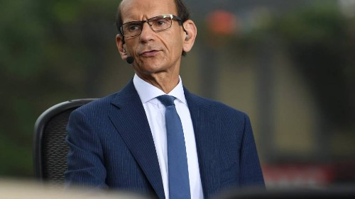 Finebaum calls Big Ten 'laughingstock' of college football