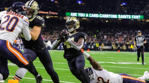 Saints' first free agency moves might signal a shift on offense