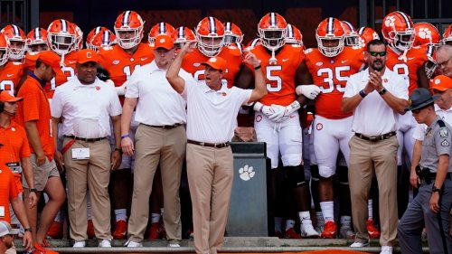 College Football Playoff watch: Things aren't looking good for Clemson, Ohio State early on