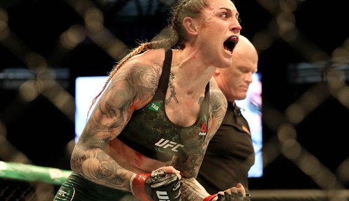 Video: Can Megan Anderson become part of the history of massive UFC title upsets?