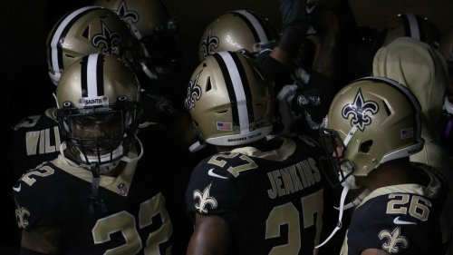 How many Saints players make our 2021 All-NFC South team?