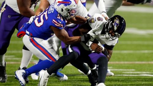 Report card: Bills top Ravens, 17-3
