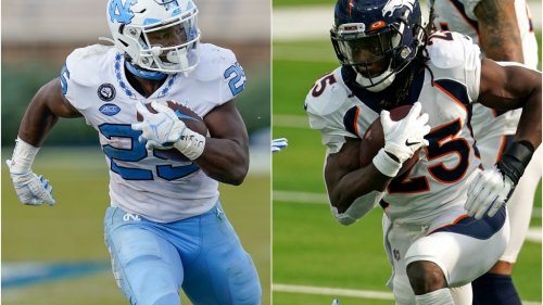 What will the Broncos' running back rotation look like in 2021?