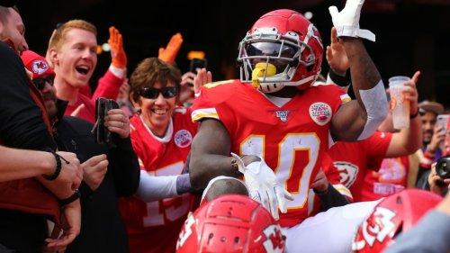 Tyreek Hill, Chris Jones predict more Super Bowl wins in Chiefs' future