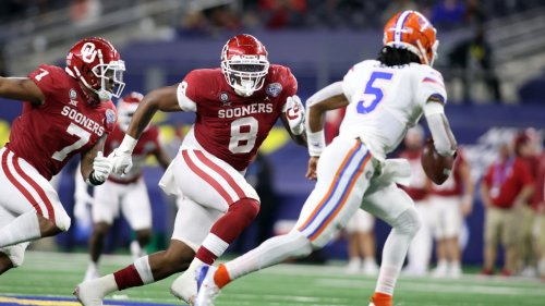 Where Touchdown Wire has an Oklahoma duo in their ridiculously early mock draft