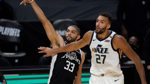 Rudy Gobert was a defensive liability for the Jazz in Game 6 against the Clippers and these stats prove it