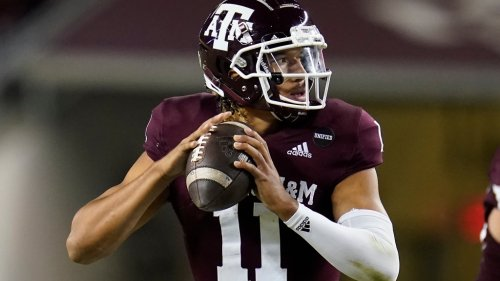 Patriots showing interest in Kellen Mond and it could be the perfect fit