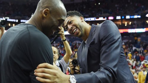 Anthony Davis shared an absolutely wild story about Kobe Bryant that you have to read