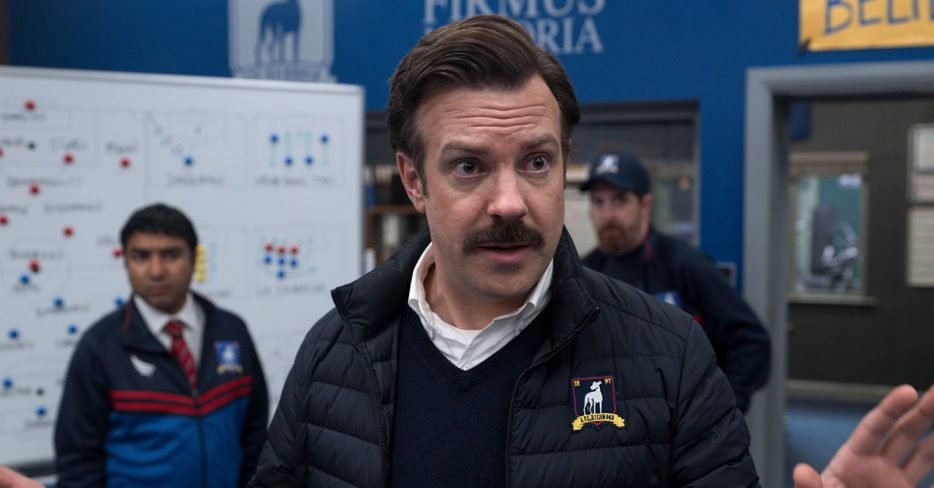 The awesome story of how 'Ted Lasso' went from hilarious NBC ad to heartwarming Apple TV+ series