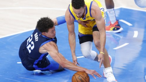 Thunder vs. Warriors: Best photos from OKC loss to Golden State