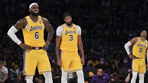 The Lakers saw every downside of the Russell Westbrook trade come to life in their loss to the Warriors