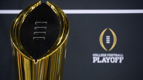 ESPN has named its top 4 contenders for the College Football Playoff, is Georgia in?