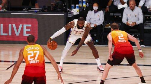 Los Angeles Lakers at Utah Jazz odds, picks and prediction