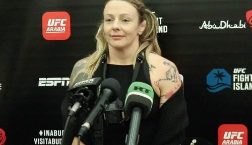 UFC 257's Joanne Calderwood: 'I definitely regret' not waiting for earned title shot