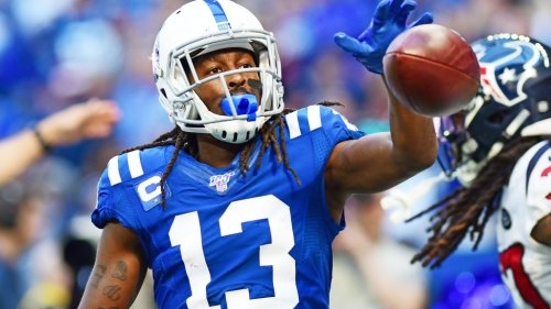 Colts' 2021 training camp preview: WR T.Y. Hilton