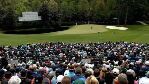 Augusta National making big changes? Aerial photos appear to show several