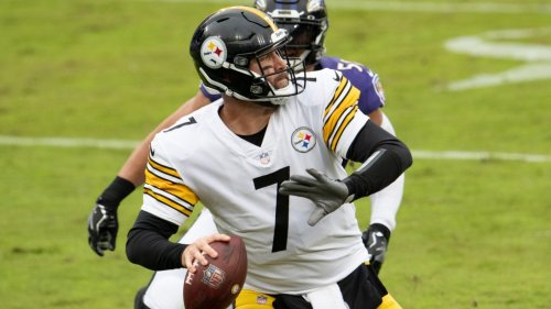 Steelers QB Ben Roethlisberger admits they played backyard football in the second half vs the Ravens