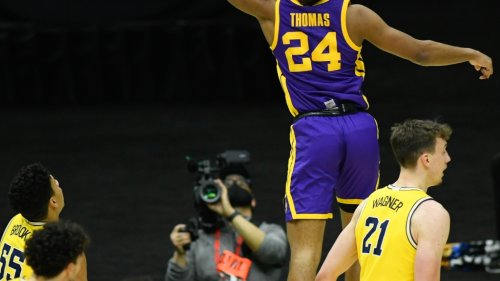 LSU guard Cameron Thomas declares for the 2021 NBA Draft, fifth Tiger to exit