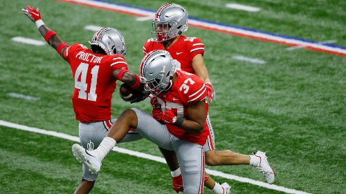 Ohio State football's place among all Big Ten teams in ESPN's FPI Rankings
