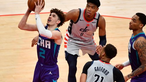 Hornets vs. Wizards Reactions: The good, the bad and the LaMelo Ball