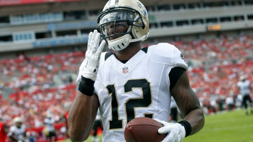 If Julian Edelman is a Hall of Famer, Marques Colston should be, too