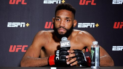 Phil Rowe ready to start locking in after his first UFC win