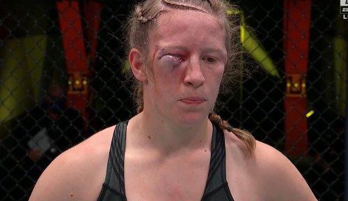 UFC on ESPN 27 video: Sijara Eubanks destroys Elise Reed's eye in return to 125