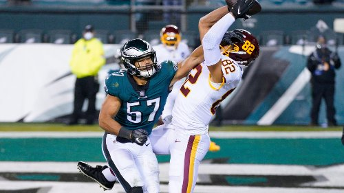 Washington quarterback Ryan Fitzpatrick excited about two offensive weapons