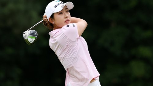Rookie Yealimi Noh, still scarred by a massive slow-play fine, finds herself in contention at KPMG Women's PGA