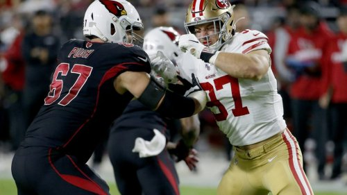 Cardinals set to face three of league's top edge rushers in 2021