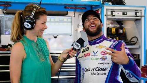 FOX Sports' Jamie Little on making racing TV history and covering NASCAR brawls