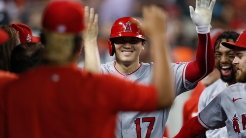 Give Shohei Ohtani all the awards after what he did against the Tigers last night