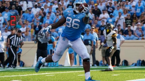 UDFA Carl Tucker hoping to show versatility at Dolphins' minicamp