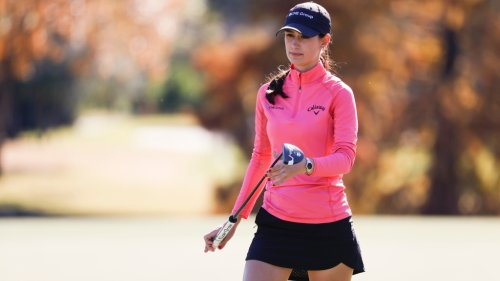 Cheyenne Knight on the grueling mental aspect of the LPGA: 'Bad golf is never fun'