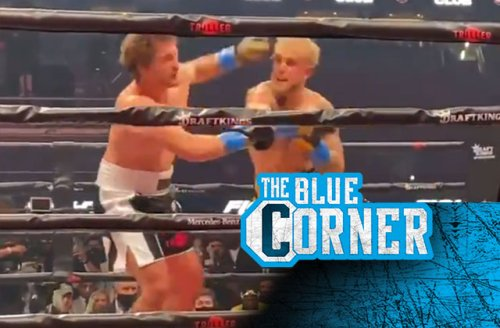 The ringside video of Jake Paul knocking out Ben Askren is insane