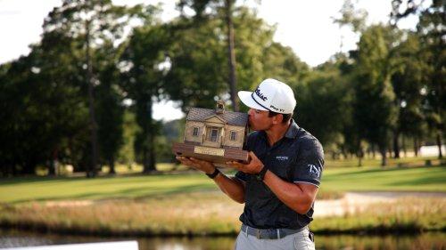 Garrick Higgo earns first PGA Tour win at Palmetto Championship in second start