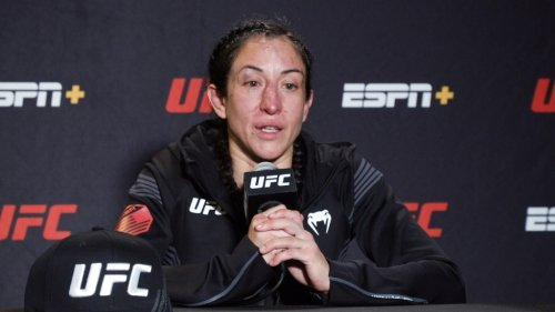 UFC on ESPN 22 winner Jessica Penne details 'heartbreaking' struggles during four-year layoff